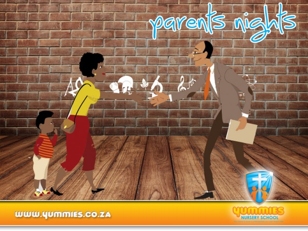 Parent's Night: Parrot Class @ Yummies Nursery School | Roodepoort | Gauteng | South Africa