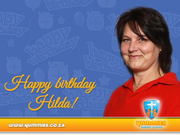 Hilda's birthday