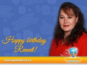 Rennet's Birthday