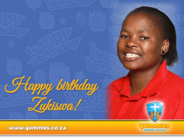 Zukiswa's Birthday