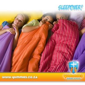 Sleep Over @ Yummies | Roodepoort | Gauteng | South Africa
