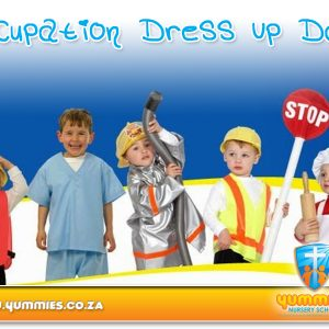 Occupation Dress Up Day @ Yummies | Roodepoort | Gauteng | South Africa